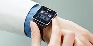 Sony SmartWatch 2 ticks as Google watch rumors tock