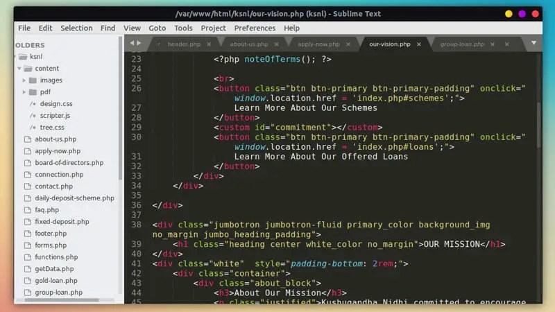 Sublime-Text - linuxh2o.com