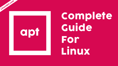 apt-get package manager guide for Linux