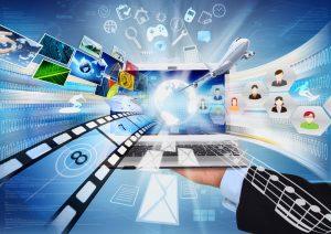 Laptop streaming multimedia