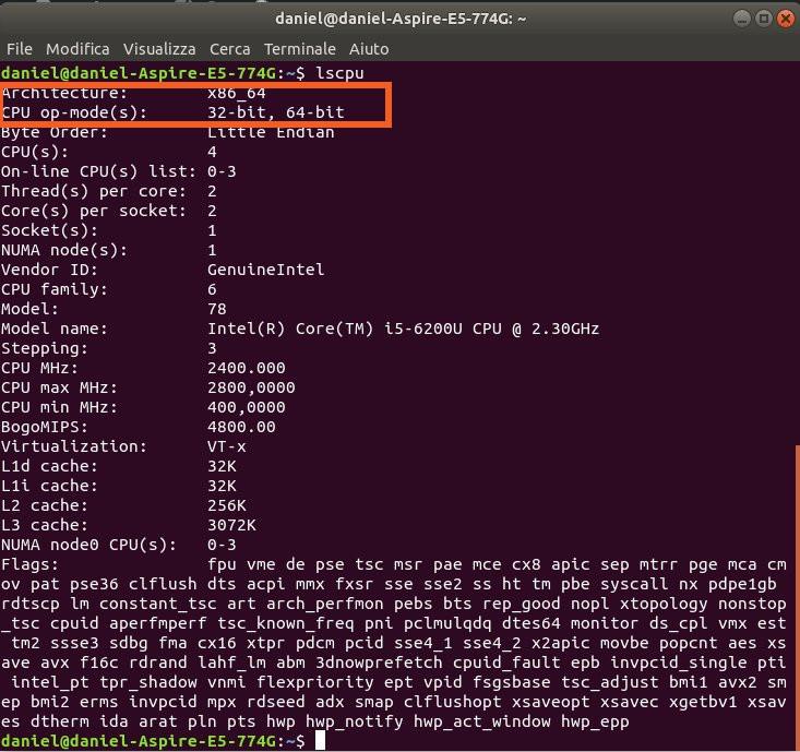 sistema-linux-32-64-bit
