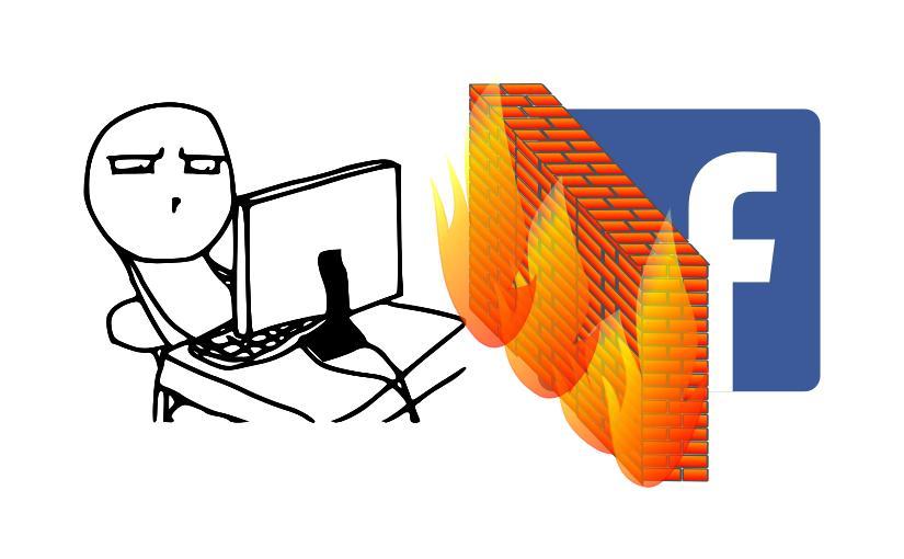 bloquear facebook con una regla de firewall de ipcop