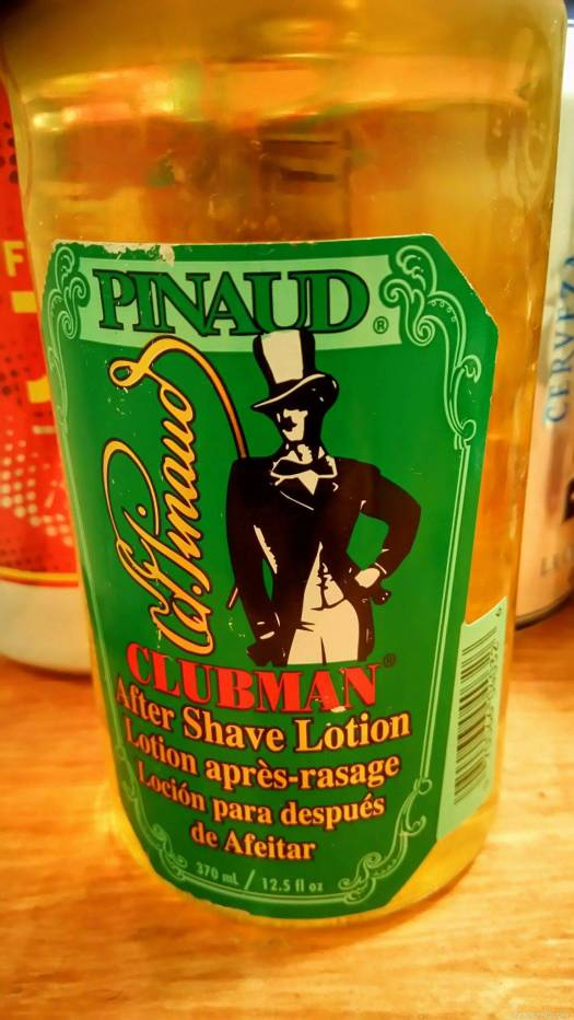 after shave Clubman Pinaud