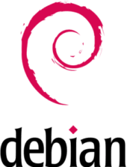 The GNU/Debian Logo