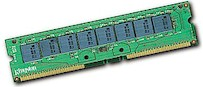 Picture of a RAM chip - DIMM