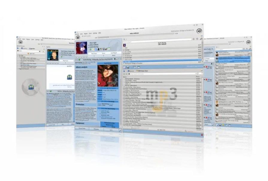 Amarok Audio Player for KDE