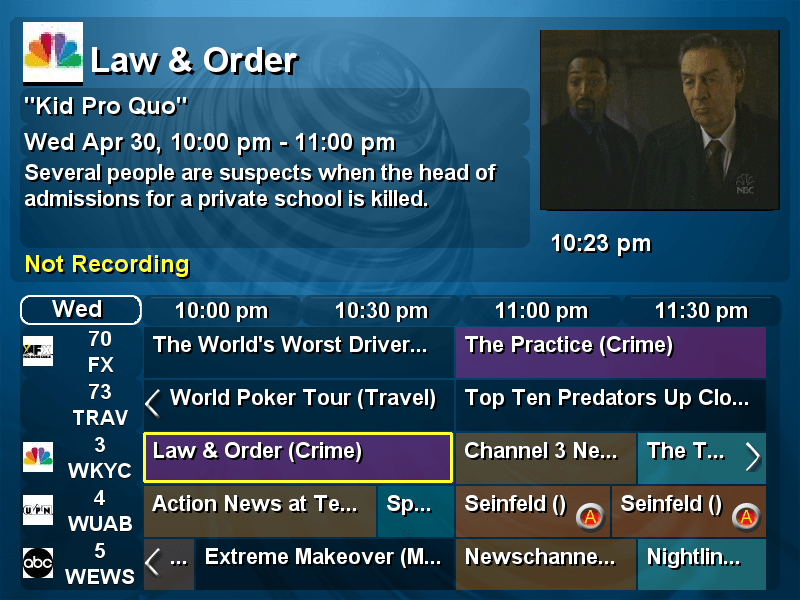 MythTV for Linux