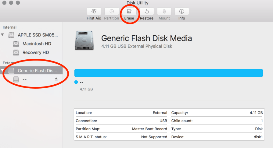 burn iso to hard drive mac