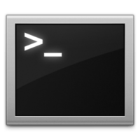 Image of a terminal prompt