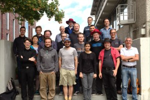 The Linux Netfilter team in 2016