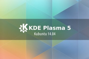 KDE plasma 5 on Kubuntu 14.04 LTS