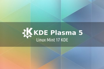KDE plasma 5 on Linux Mint 17 KDE