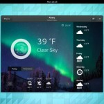 Gnome 3.14 - weather