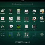 OpenSUSE 13.2 GNOME - Activities 2