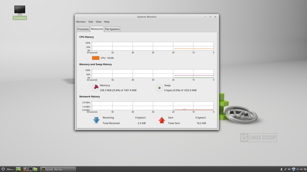 Linux Mint 17 1 Cinnamon Edition : Video Overview and
