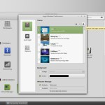 Linux Mint 17_1 Cinnamon : System Settings -  Login Window