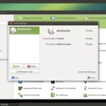 Ubuntu MATE 14.04 : MATE Control Center - User settings