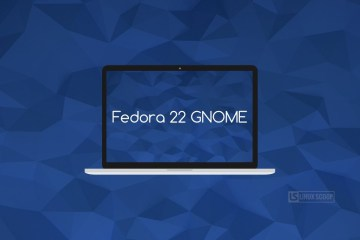 Fedora 22 Alpha GNOME Edition