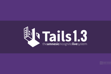 Tails 1.3 - The Amnesic Incognito Live System
