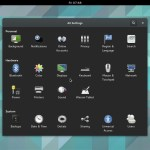 Ubuntu Gnome 15.04 Beta 1 - Gnome System Settings