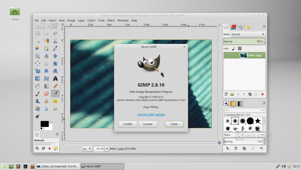 Linux Mint 17 2 Rafaela XFCE Edition - Based on XFCE Desktop 4 12