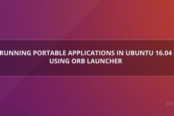 Running Portable Applications in Ubuntu 16.04 using ORB Launcher