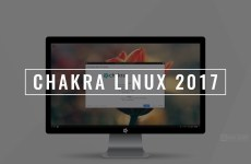 Chakra Linux 2017 – See What's New