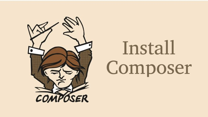 Install PHP Composer on Rocky Linux 8