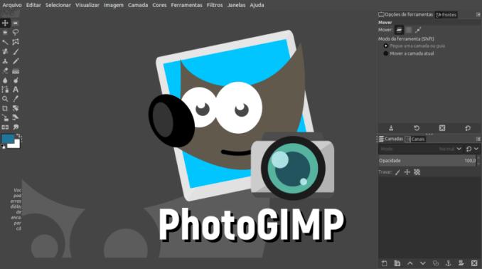 Photogimp Img linux