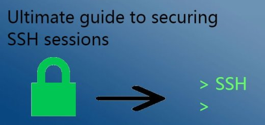 securing ssh sessions