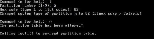 Creating Swap Partition Using Fdisk Fallocate Commands Linuxtechlab