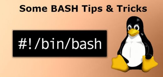 bash tips tricks