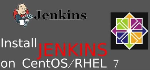 install jenkins