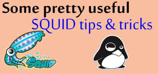 squid tips & tricks