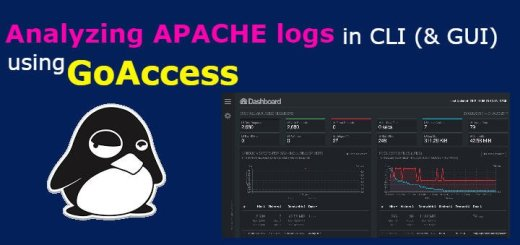 analyzing apache logs