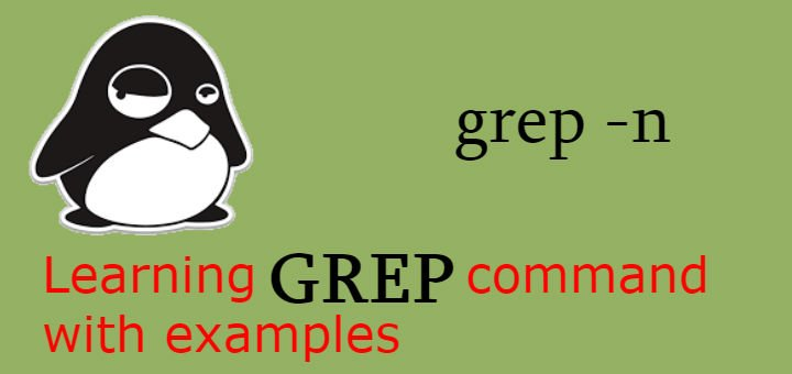 Learning Grep Command With Examples Linuxtechlab