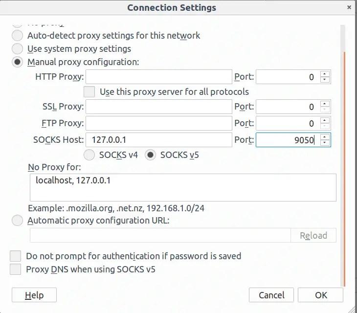 install tor network