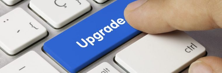 upgrade linux mint 18
