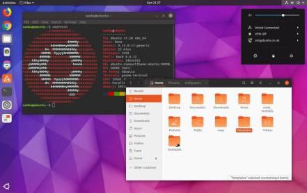 новая тема ubuntu