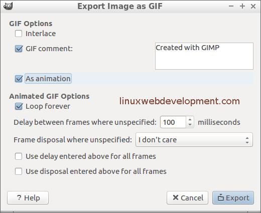 gimp-exporting-gif