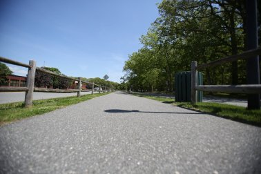 Linwood NJ Bike Path