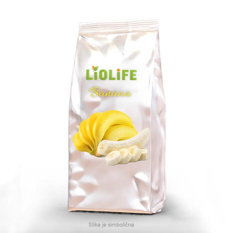 Banana liofilizirana - rezine 1 kg