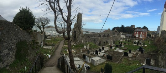 Cemetary by the sea