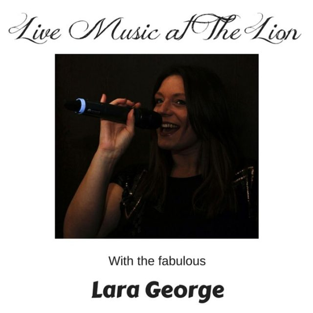 Live Music at The Lion - Lara George = social