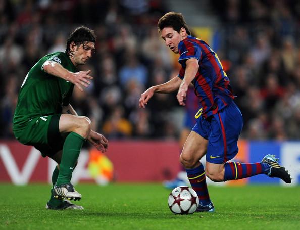 Lionel Messi ROX