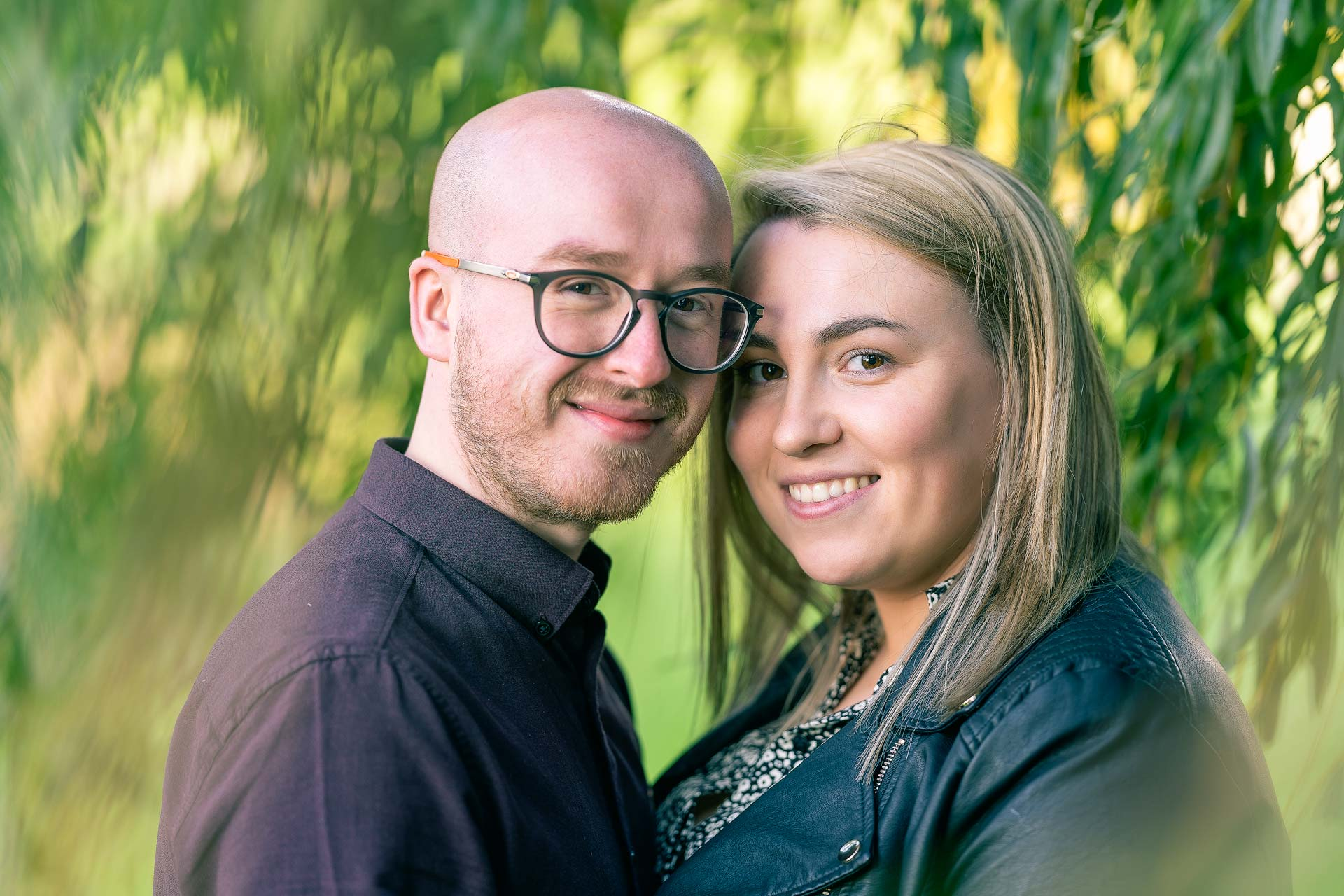 Botanic Gardens Pre-Wedding Shoot