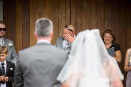 auckland wedding groom tears
