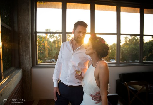 auckland wedding photography ponsonby sunset