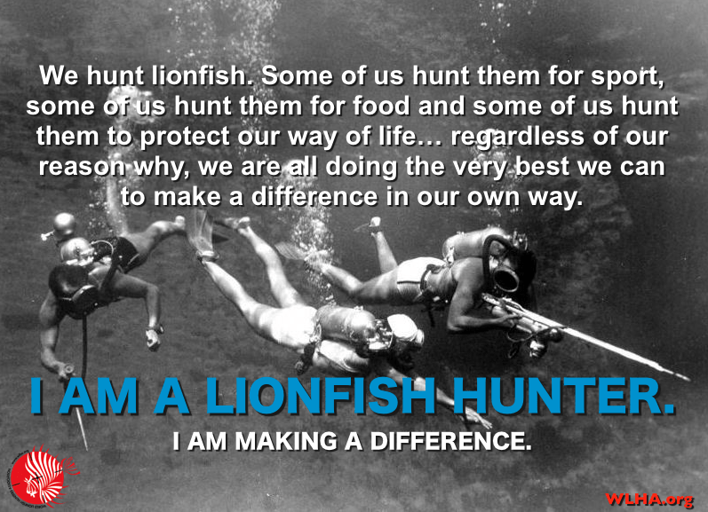 Lionfish Hunters Make a Difference
