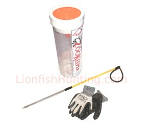 lionfish hunting package